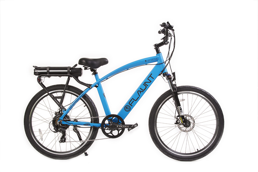 flaunt ebikes electric bicycles for everyone