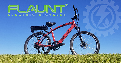 13c7b985873 Electric Bike Demo Day - Cape Canaveral, FL - FLAUNT Electric Bicycles